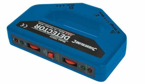 Silverline 288659 3-in-1 Detector Review