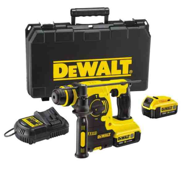 DeWalt 18V XR Lithium-Ion SDS Plus Rotary Hammer Drill Review