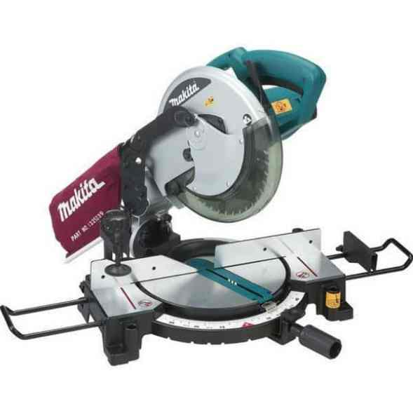 The Makita MLS100 Electric Saw is a marvellous piece of kit for various cutting tasks. Its robust design makes it ideal for site or workshop use while its 255mm (10inch) diameter blade gives clean, precise cuts. We love its powerful motor and high-speed action along with the ability to cut in various angles. The ease of set up, moderate weight and dust bag make it very convenient for tradesmen and DIY enthusiasts in several situations.