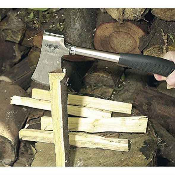 Draper 28756 1.25lb Hand Axe with Steel Shaft