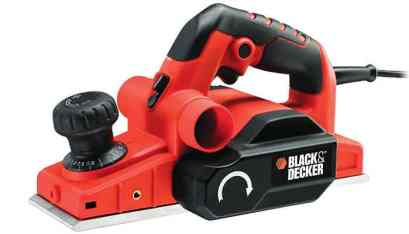 BLACK+DECKER High Performance Rebating Planer Review