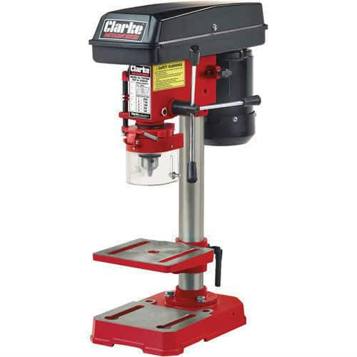 CLARKE CDP5RB 5 SPEED BENCH MOUNTED PILLAR DRILL Review