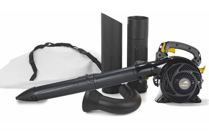 McCulloch GBV345 Garden Blower and Vacuum Review