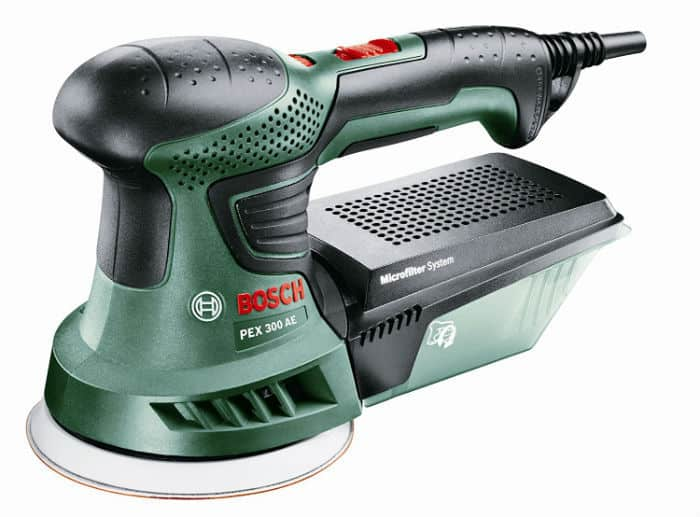 Bosch PEX 300 AE Random Orbit Sander Review