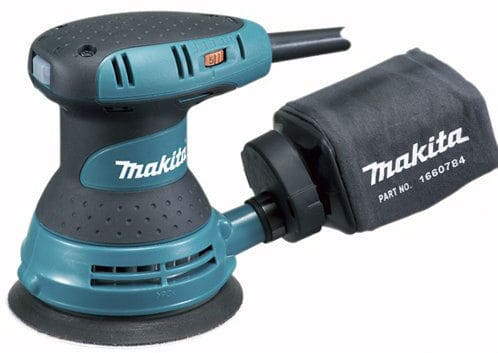 Makita BO5031-2 Random Orbit Sander Review