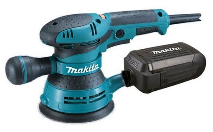 Makita BO5041 240 V Random Orbit Sander Review