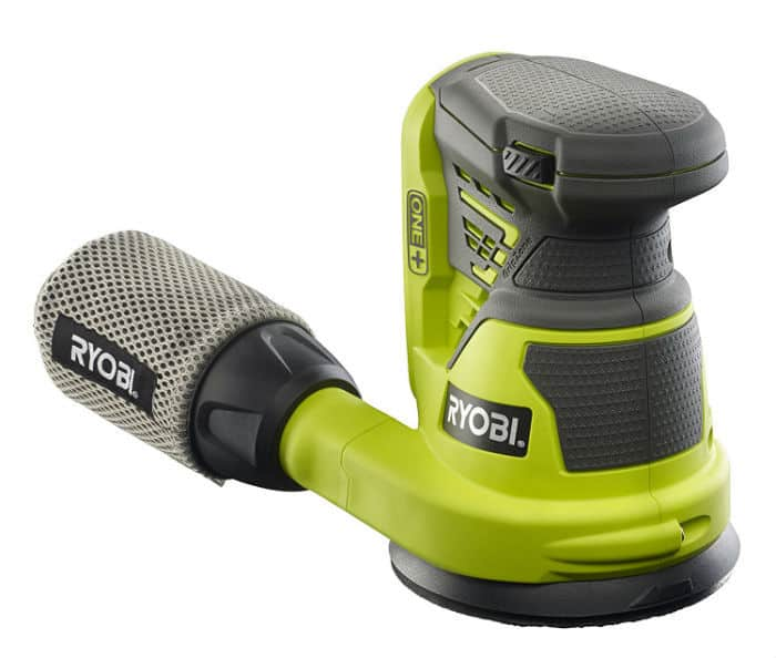 Ryobi R18ROS-0 ONE+ Random Orbit Sander Review