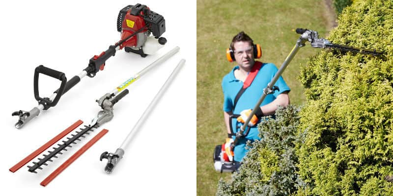 Best Long Reach Petrol Hedge Trimmer Compare Top 5