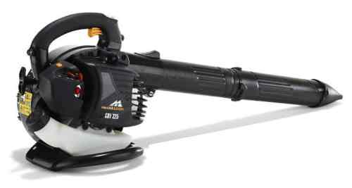 McCulloch MAC GBV325 Leaf Blower review