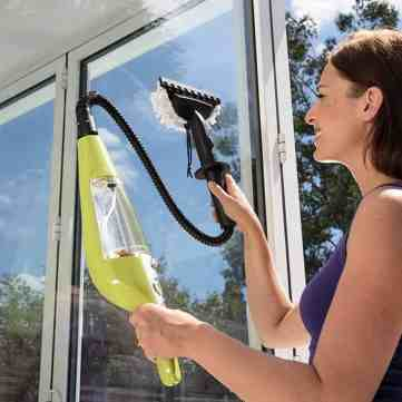 Thane H2O HD High Definition Steam Cleaner window attachment