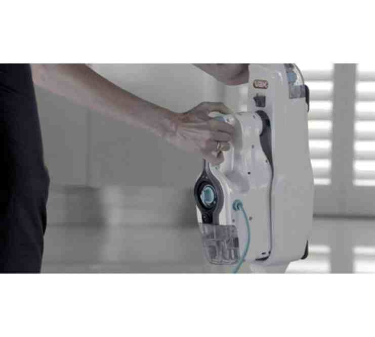 Vax S86-SF-CC Steam Steam Mop handheld cleaner - Handheld attachment comes off in just one click