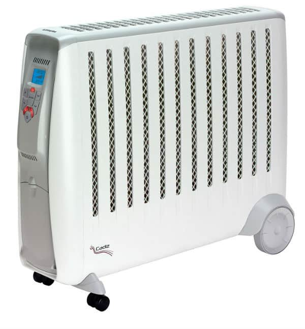 Dimplex Cadiz Eco 3 KW Electric Radiator with Electronic Climate Control Review