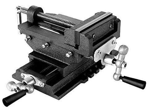 EBERTH 5 inch Cross Sliding Drill Press Vice Review