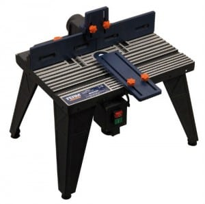 FERM PRA1011 Router Table Review