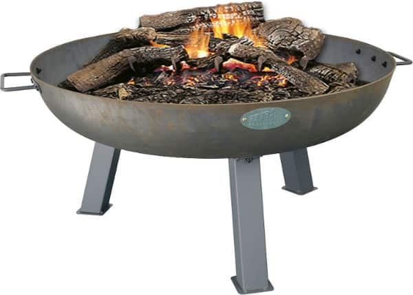 Harbour Housewares Cast Iron Garden Fire Pit Review