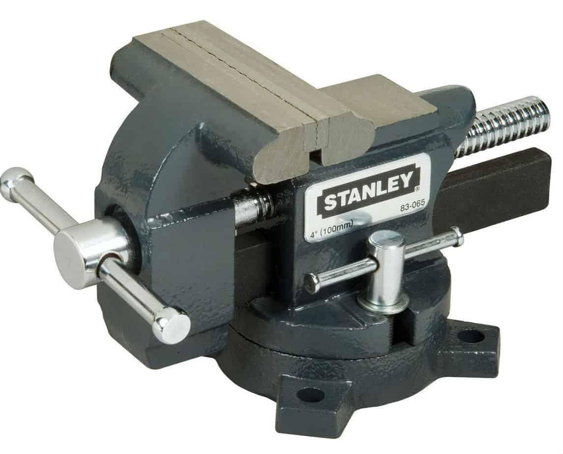 Stanley 183065 MaxSteel Light-Duty Vice 4 -inch Review