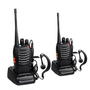 Proster 3 pairs Walkie Talkie Review