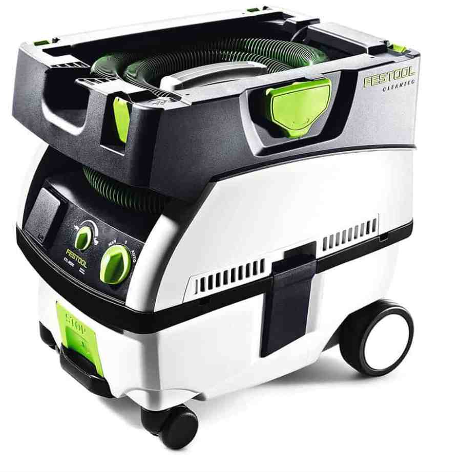 Festool CTL MINI GB Cleantec Mobile Dust Extractor Review