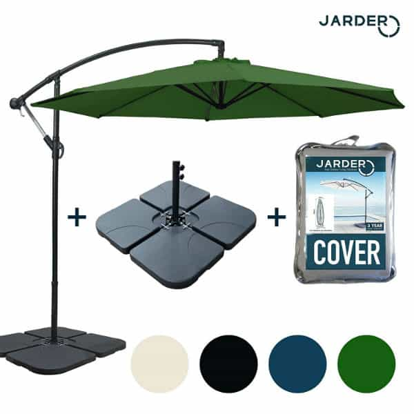 The Best Cantilever Parasol & Top 5 Models & Detailed Reviews |