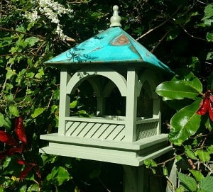 Large Olive Green Bempton Bird Table Review