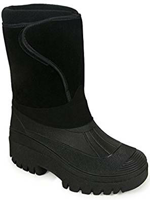 Tack N Hack Black Unisex Mens Ladies Wellies Review