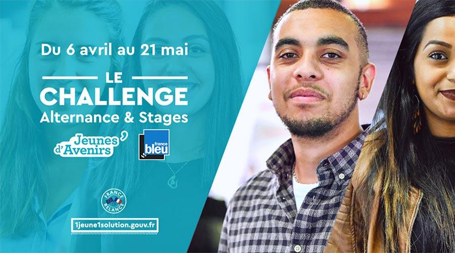 Challenge AEF- France Bleu