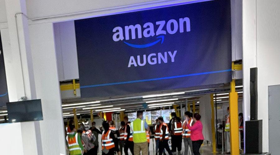 Inauguration Amazon
