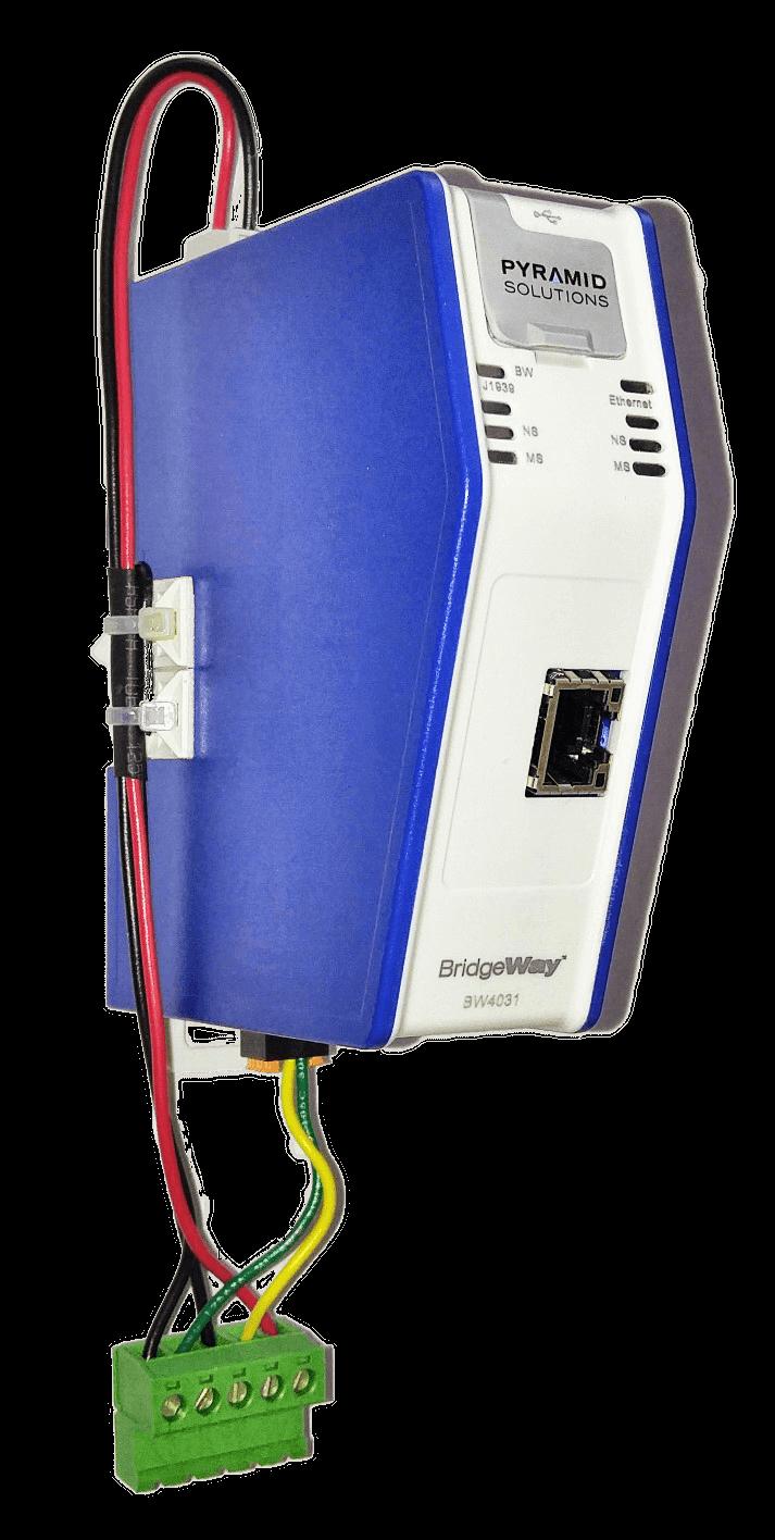 Ethernet To J Gateway
