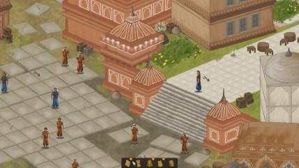 Shyam, the mercenary captain