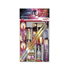 Night Lights Leuchtsortiment von Keller- Feuerwerk online bestellen im Pyrographics 365 Tage Feuerwerkshop
