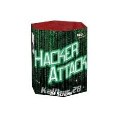 Hacker Attack von Nico Europe - Feuerwerk online kaufen im Pyrographics Feuerwerkshop