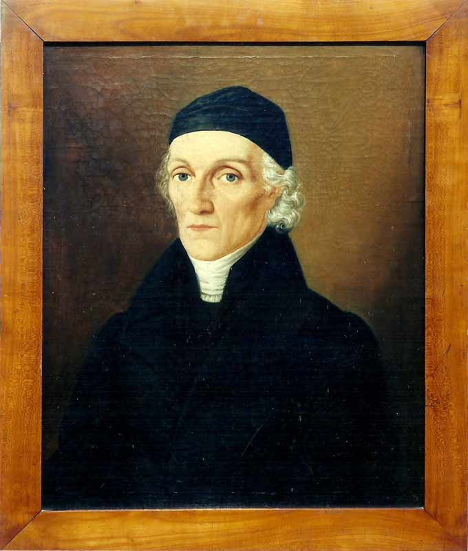 Carl Christian Wilhelm (1771-1850) Schulrektor