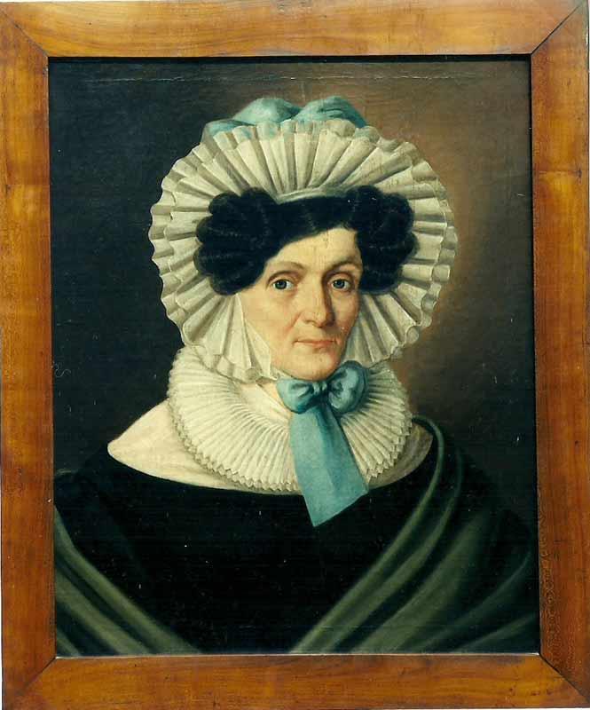 Christiane Sophie (1778-1856), Mutter von 13 Kindern