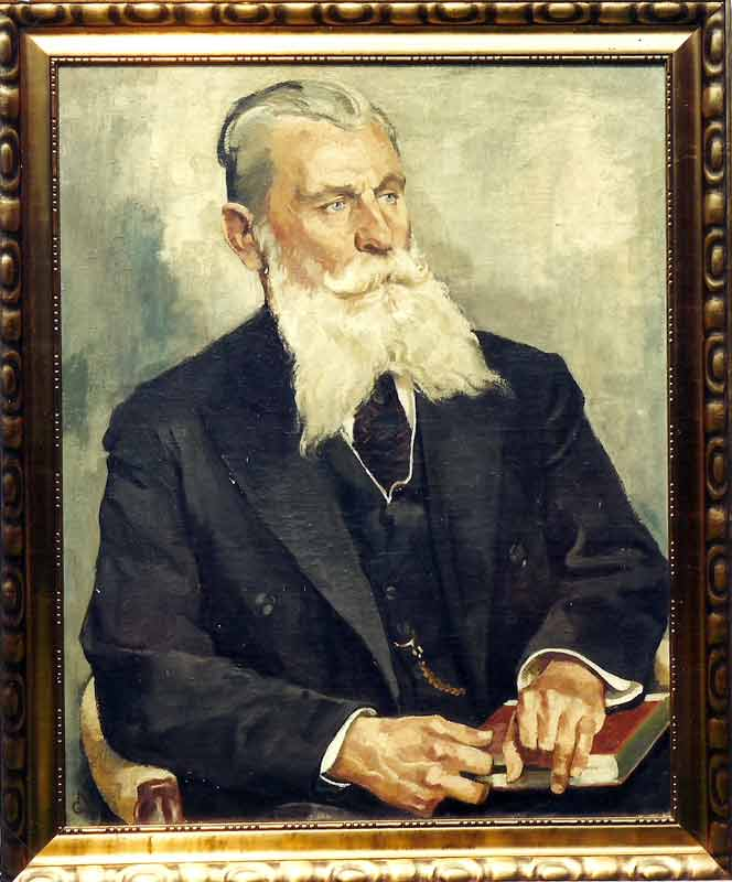 Der Oberförster: Curt (1867-1955), Eisenbahnobersekretär