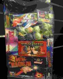 Kit Mix Fuochi D'artificio