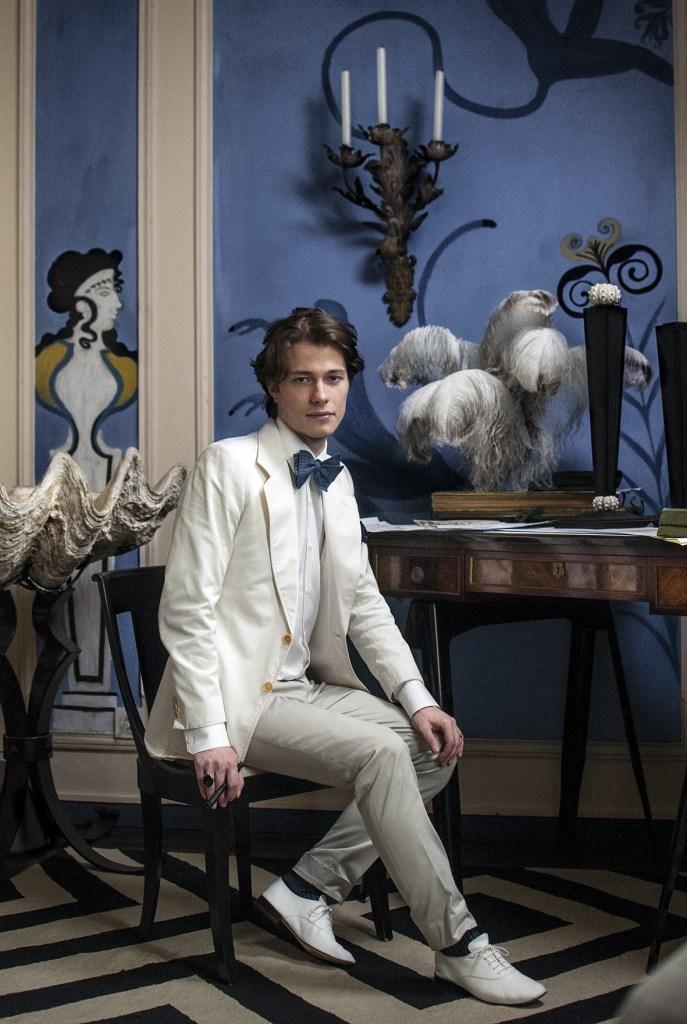 Alexandre Canton, décorateur