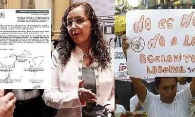 polemica ley de rosa bartra los congresistas que t 804574