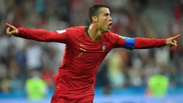 Cristiano Ronaldo anota y Portugal derrota a Marruecos