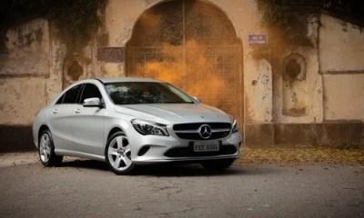 Mercedes Benz CLA 180 1