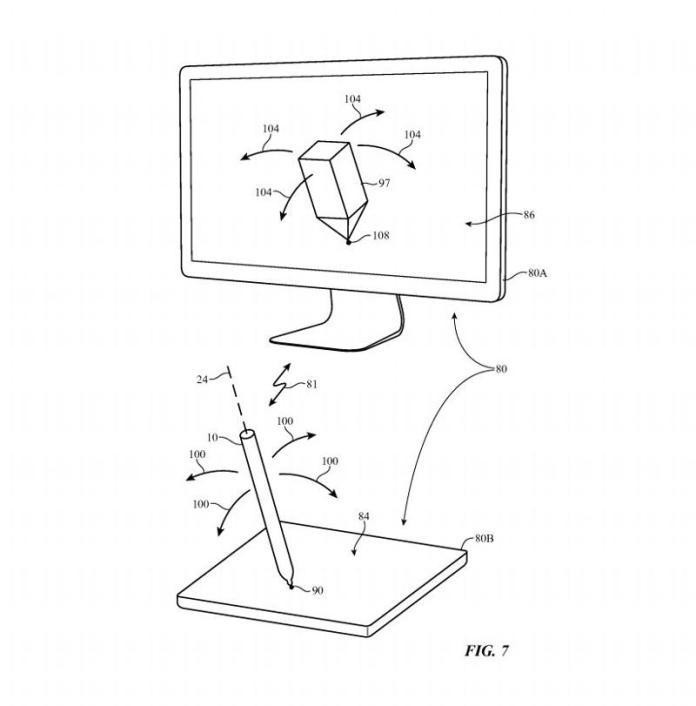 Apple Lápiz 2 rumores: Mac trackpad de patentes