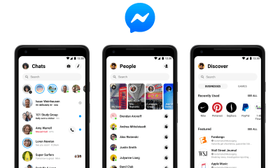 messenger 4 3 tabs android