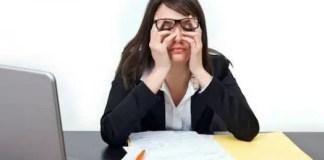 presión en el trabajo