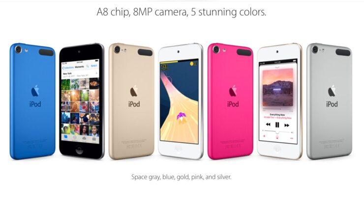 el Nuevo iPod touch fecha de lanzamiento