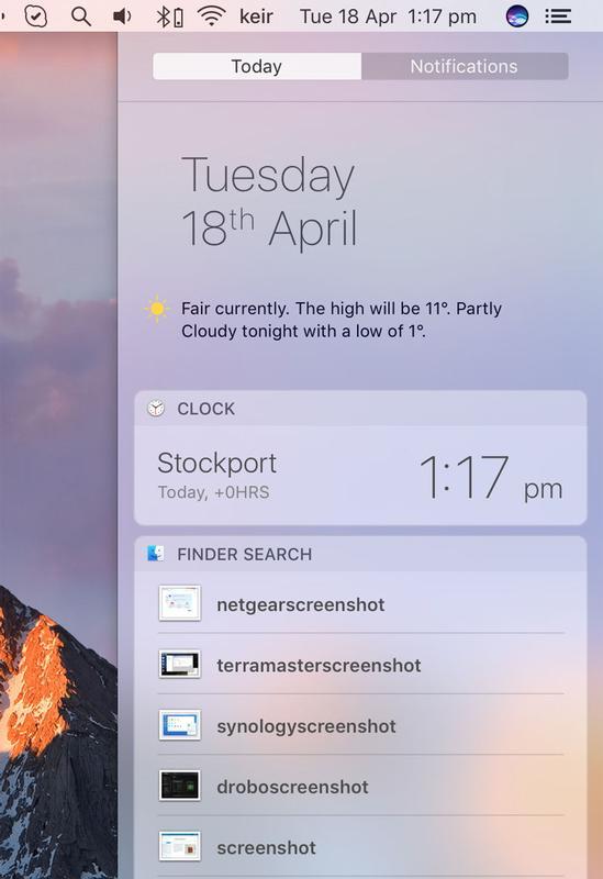 Cómo utilizar Siri en Mac: Pinning