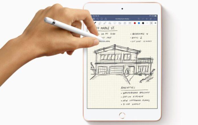 el iPad mini 2019