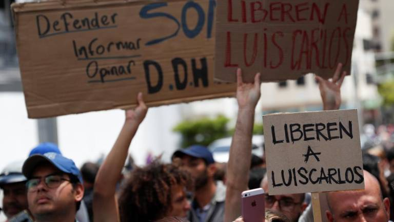SNTP convoca concentración para exigir liberación inmediata de Luis Carlos Díaz #12Mar