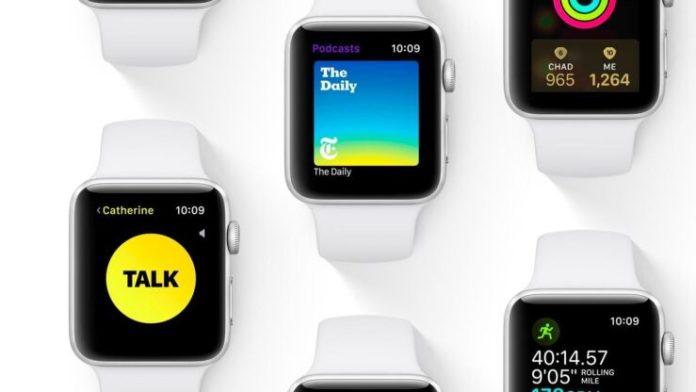 ¿Qué esperar en la WWDC 2019: watchOS 6