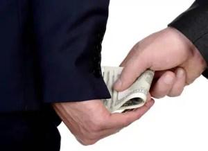 funcionarios corruptos