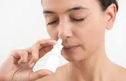 descongestionantes nasales