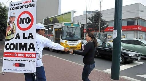 peruano deshonesto